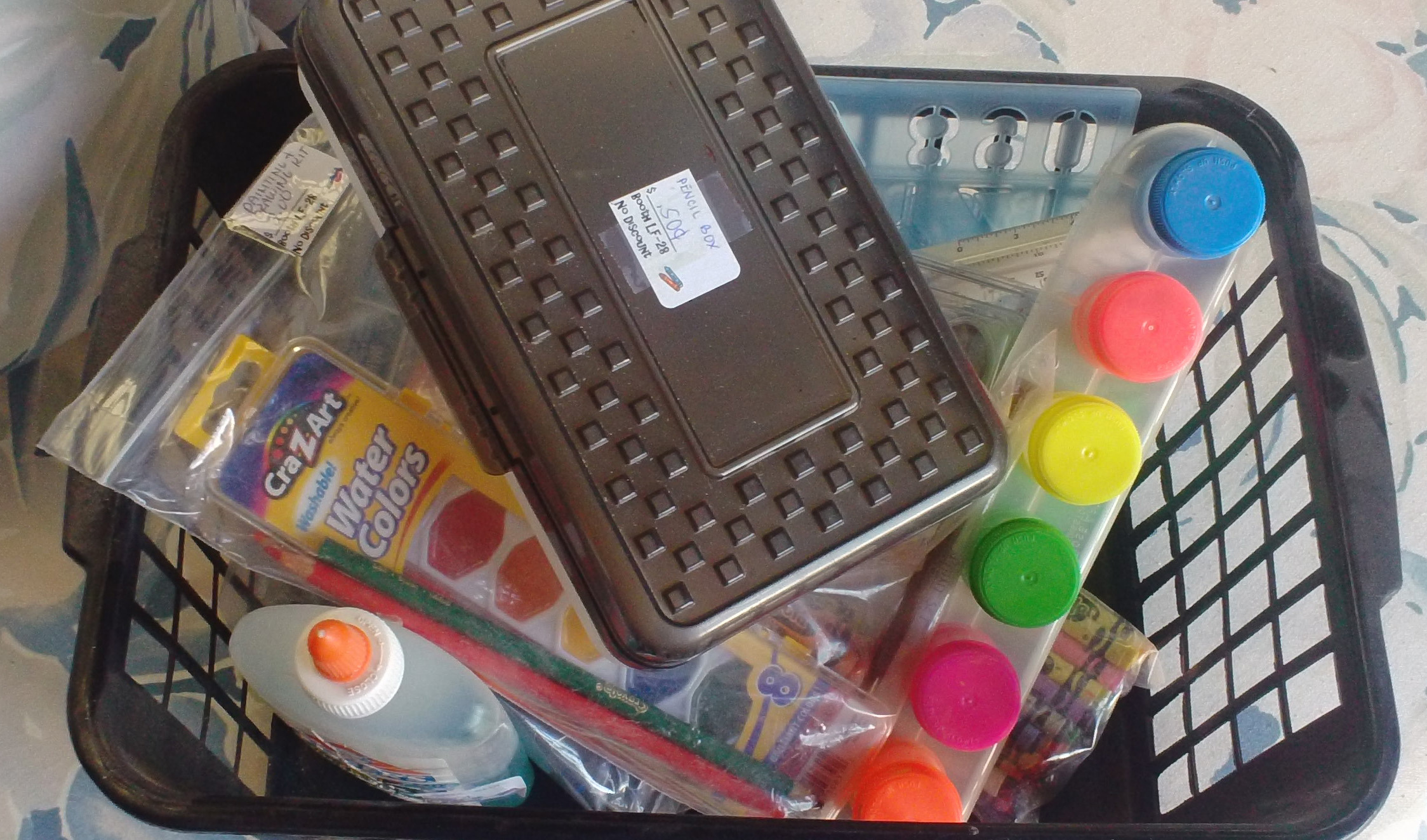 Discount school supplies camp verde ruby road resale mall for Wholesale craft supplies for resale