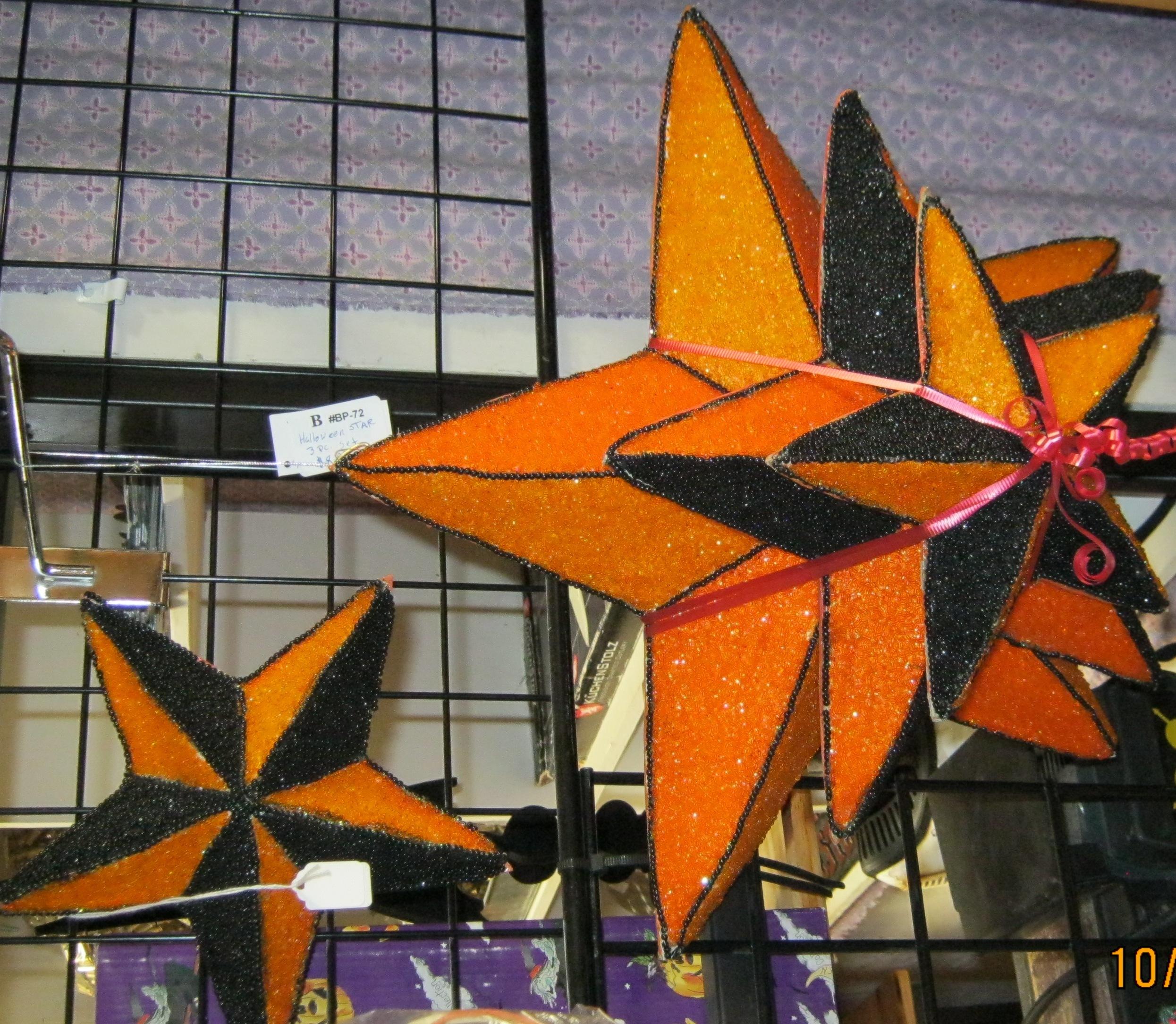 BP-72 Orange Black Stars