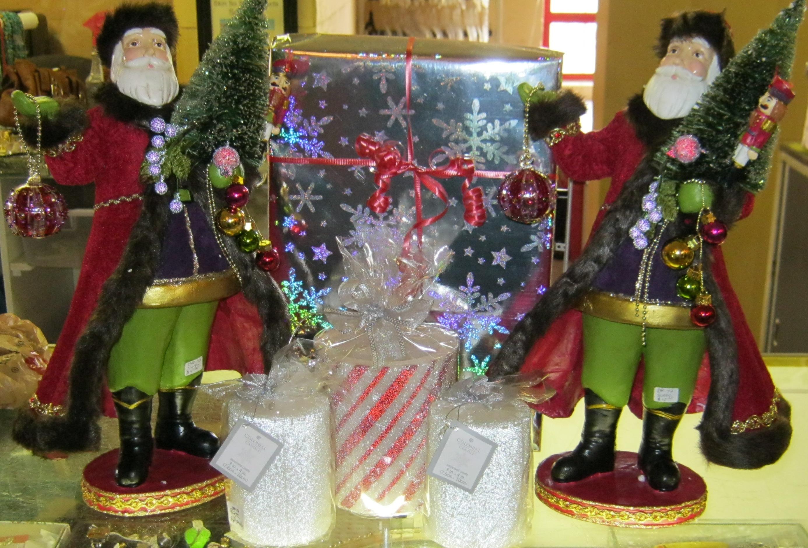 BP-72 Santa Candles