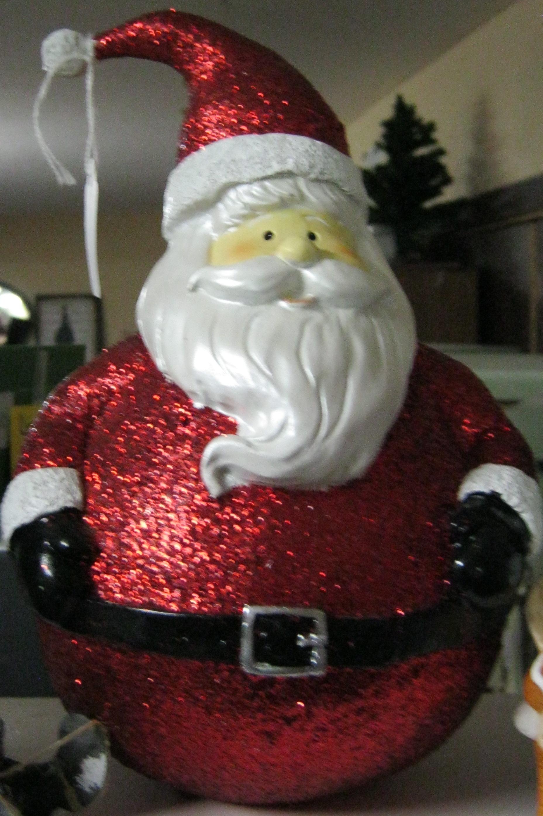 JB-19 Glitter Santa