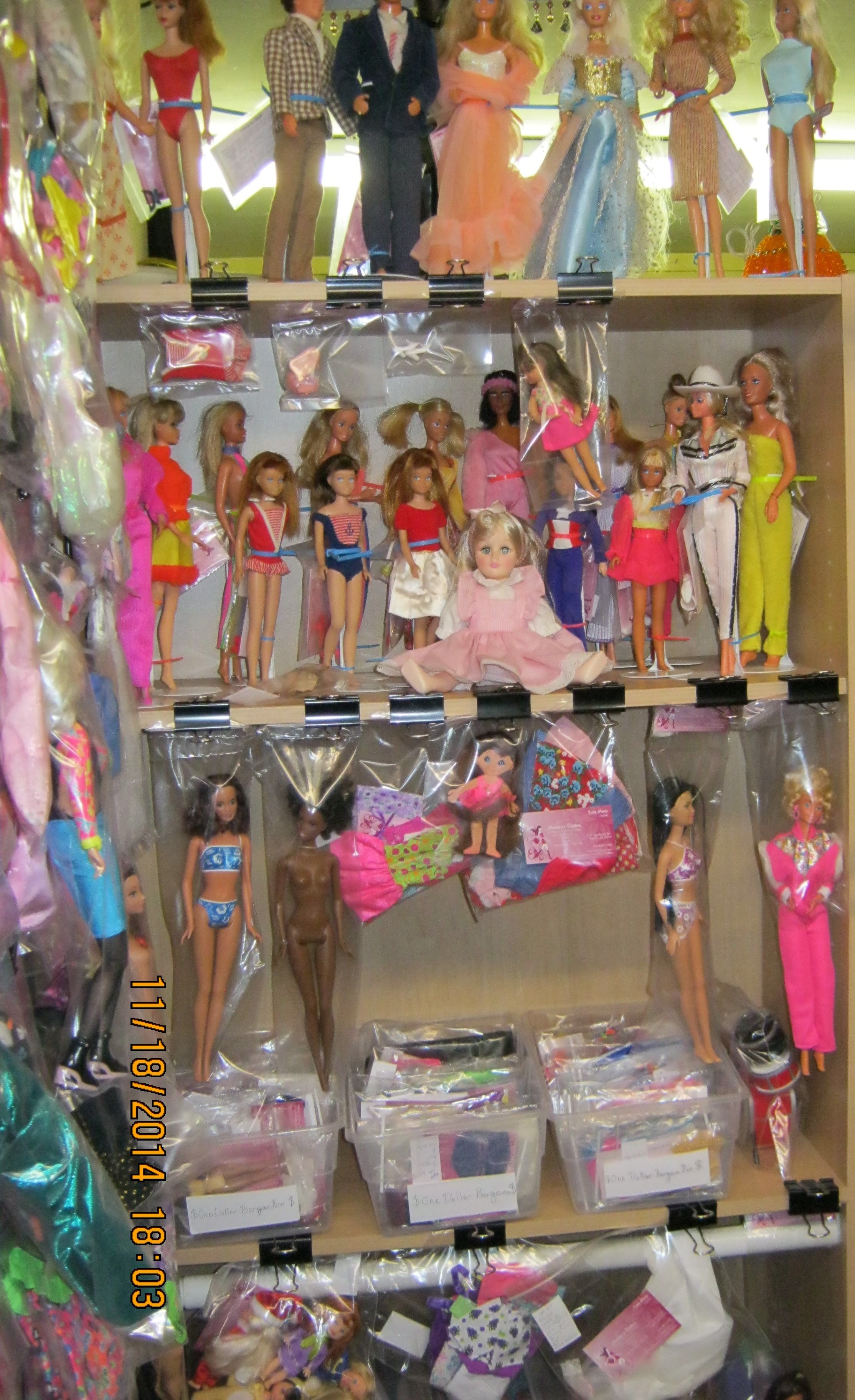 LM-27 Barbie Collection