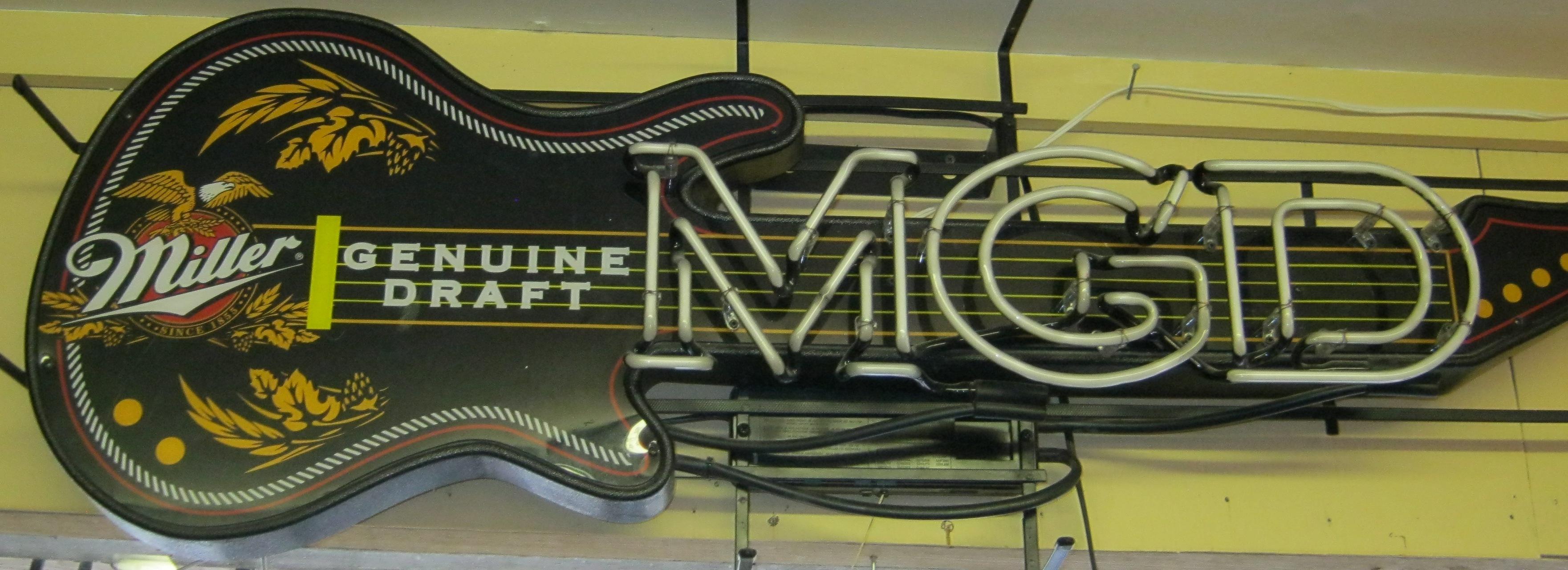 MGD Neon Light RS-08