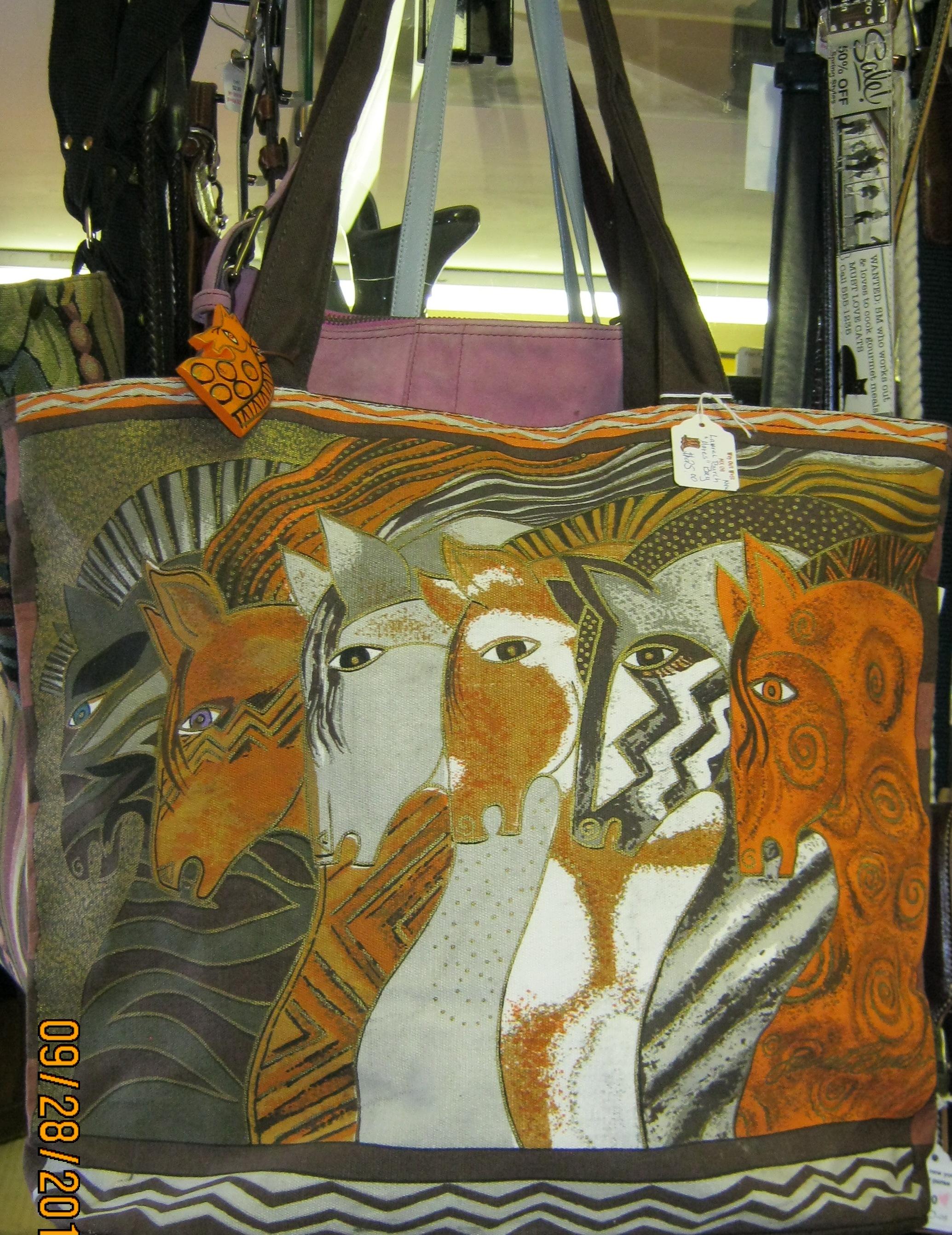 New Laurel Burch Bag MX-08