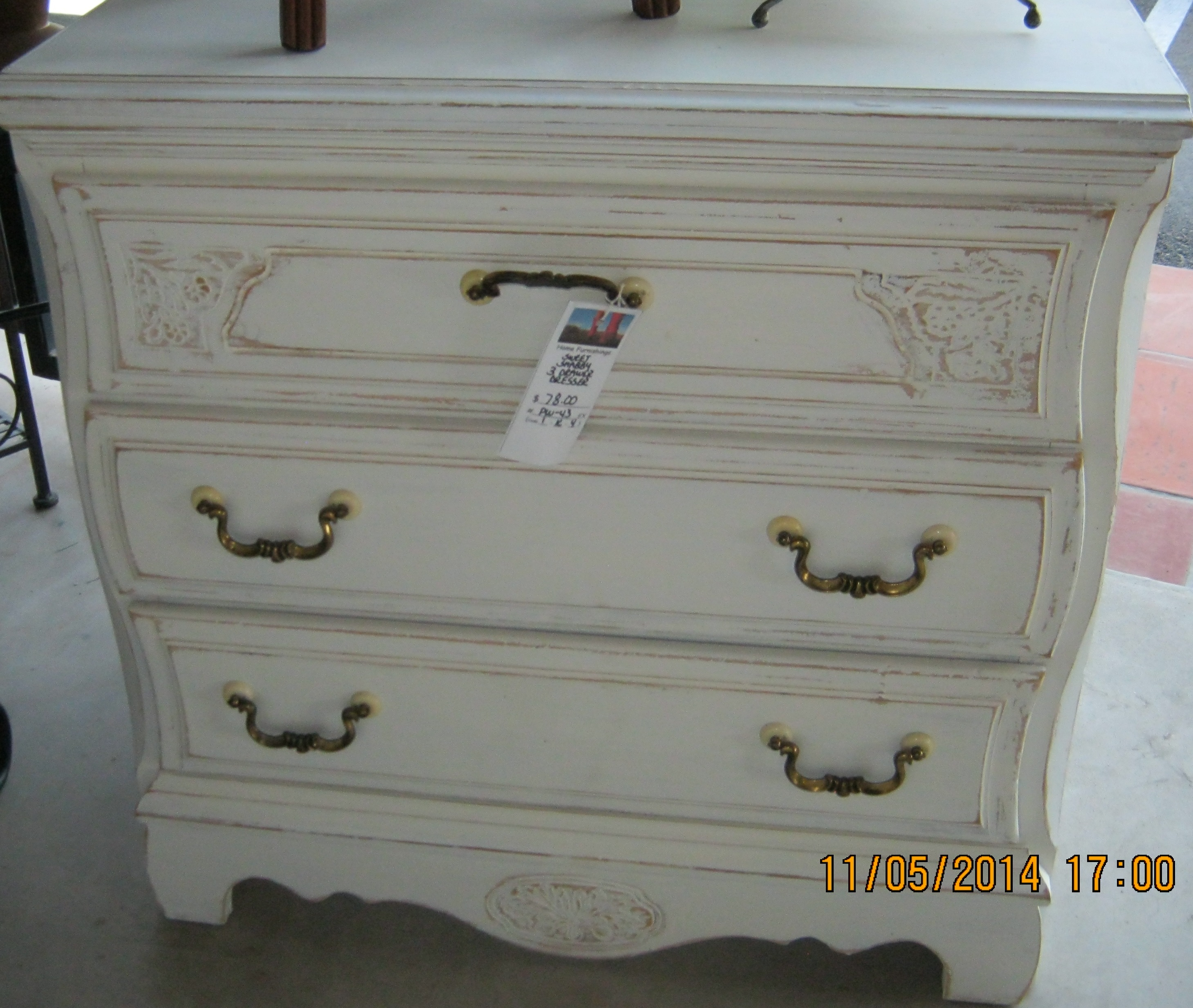 PW-43 Chest Drawers