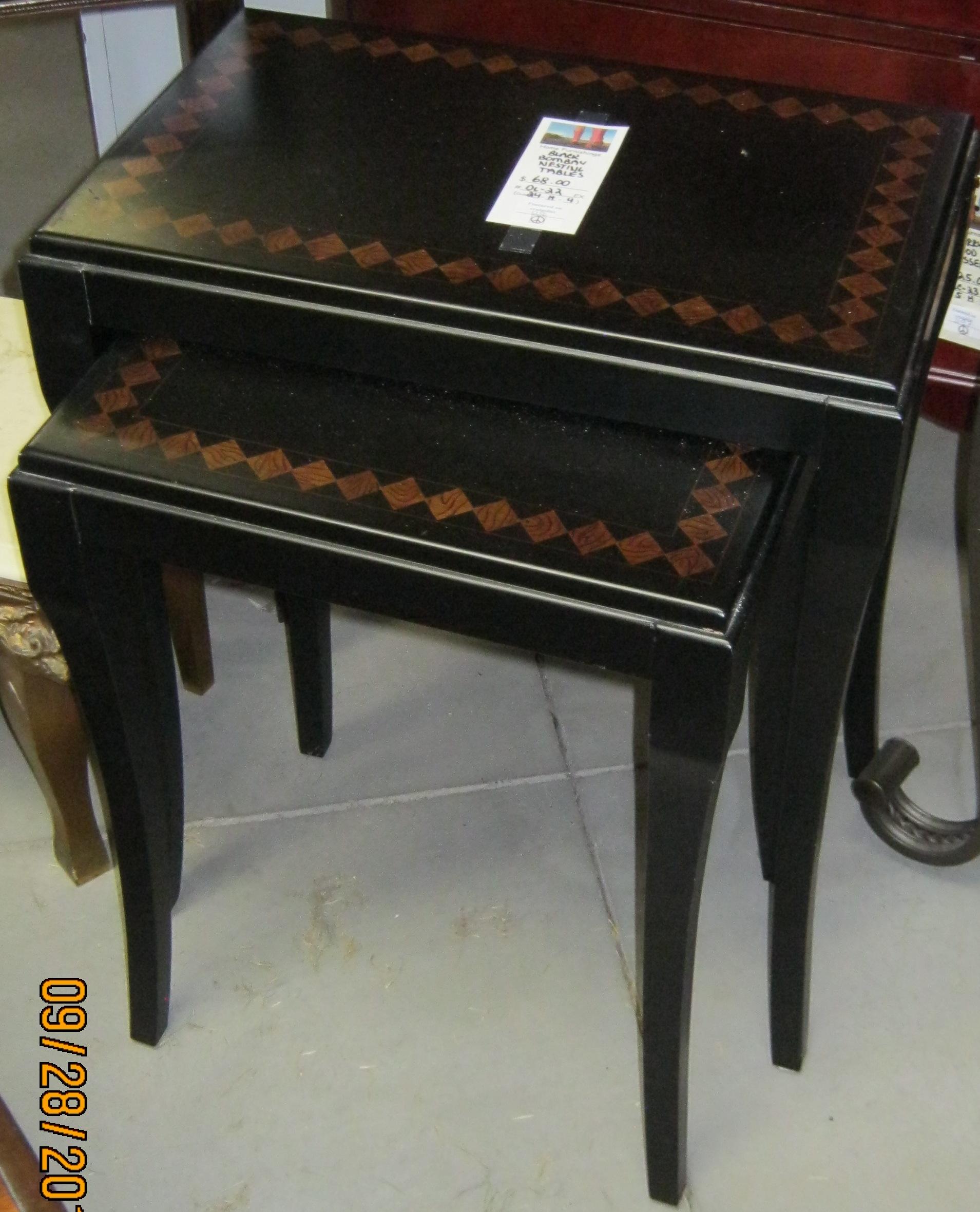 DL-22 Nesting Tables