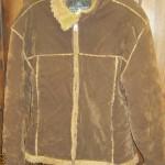 SC-33 Suede Jacket